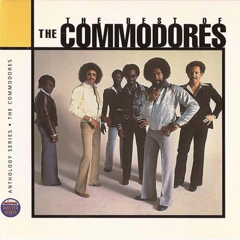 Commodores Slippery When Wet Torrent